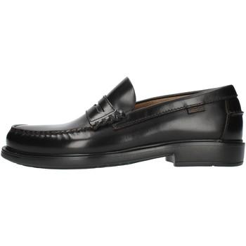 Cipők Férfi Mokkaszínek CallagHan 90000 Black