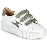 Cipők Női Rövid szárú edzőcipők Vanessa Wu BK2231AN Fehér / Szürke