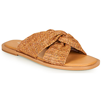 Cipők Női Papucsok Vanessa Wu SD2223CM Barna