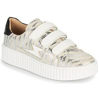 Cipők Női Rövid szárú edzőcipők Vanessa Wu BK2065BA Szürke