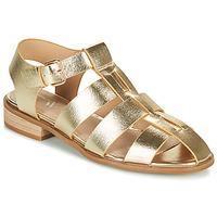 Cipők Női Szandálok / Saruk Vanessa Wu SD2255OR Arany
