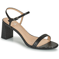 Cipők Női Szandálok / Saruk Vanessa Wu SD2210NR Fekete