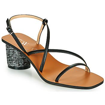 Cipők Női Szandálok / Saruk Vanessa Wu SD2226NR Fekete