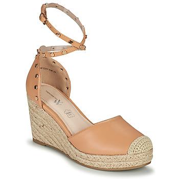 Cipők Női Szandálok / Saruk Vanessa Wu SD2257CM Teve