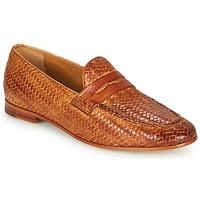 Cipők Női Mokkaszínek Melvin & Hamilton SCARLETT 52 Barna