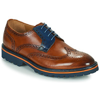 Cipők Férfi Oxford cipők Melvin & Hamilton MATTHEW 33 Barna