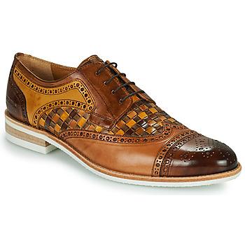 Cipők Férfi Oxford cipők Melvin & Hamilton HENRY 7 Barna