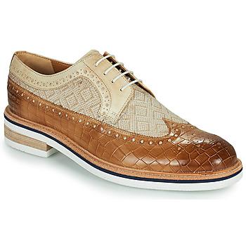Cipők Férfi Oxford cipők Melvin & Hamilton TREVOR 10 Barna