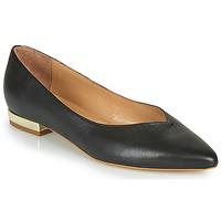 Cipők Női Balerina cipők  JB Martin VERONICA Fekete
