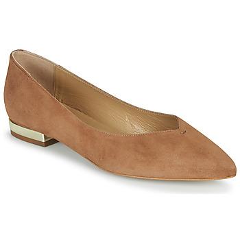 Cipők Női Balerina cipők  JB Martin VERONICA Barna