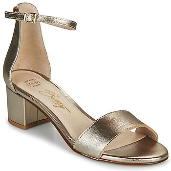 Cipők Női Szandálok / Saruk Betty London INNAMATA Ólom