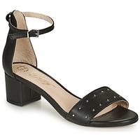 Cipők Női Szandálok / Saruk Betty London OLAKE Fekete