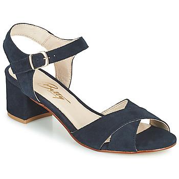 Cipők Női Szandálok / Saruk Betty London OSKAIDI Tengerész
