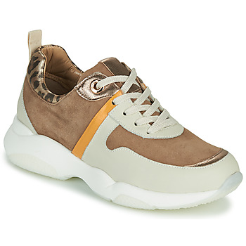 Cipők Női Rövid szárú edzőcipők JB Martin WILO Barna