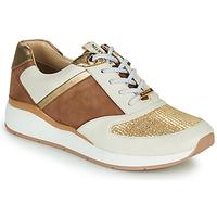 Cipők Női Rövid szárú edzőcipők JB Martin 1KALIO Fehér