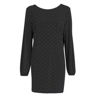 Ruhák Női Rövid ruhák Guess SORAYA Dress Fekete