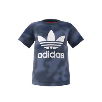 Ruhák Fiú Rövid ujjú pólók adidas Originals GN4116 Kék