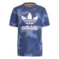 Ruhák Fiú Rövid ujjú pólók adidas Originals GN4119 Kék
