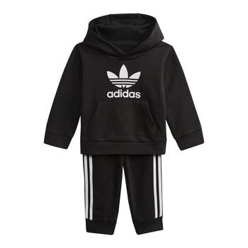 Ruhák Gyerek Pulóverek adidas Originals DV2809 Fekete
