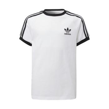 Ruhák Gyerek Rövid ujjú pólók adidas Originals DV2901 Fehér