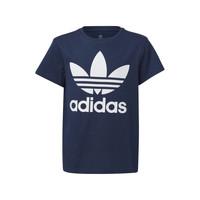 Ruhák Gyerek Rövid ujjú pólók adidas Originals GD2679 Kék