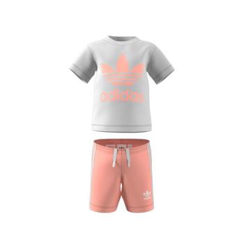 Ruhák Gyerek Együttes adidas Originals GN8192 Fehér