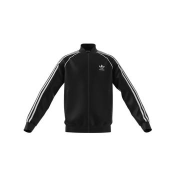 Ruhák Gyerek Melegítő kabátok adidas Originals TREDYU Fekete