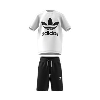 Ruhák Gyerek Együttes adidas Originals COLIPA Fehér