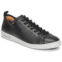 Cipők Férfi Rövid szárú edzőcipők Paul Smith MIYATA Fekete