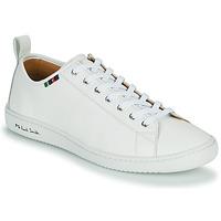 Cipők Férfi Rövid szárú edzőcipők Paul Smith MIYATA Fehér