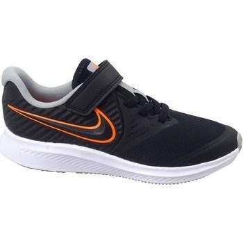 Cipők Gyerek Fitnesz Nike Star Runner 2 Fekete