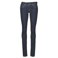 Ruhák Női Slim farmerek Pepe jeans NEW BROOKE Kék / Bruttó / M15