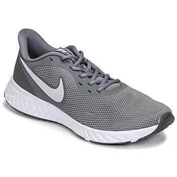 Cipők Férfi Futócipők Nike REVOLUTION 5 Szürke