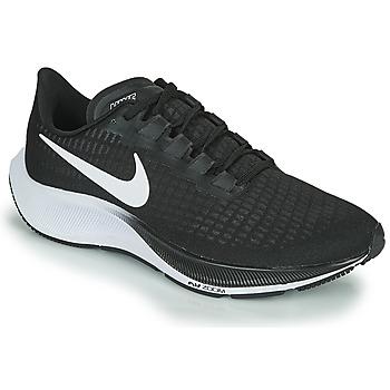 Cipők Férfi Futócipők Nike AIR ZOOM PEGASUS 37 Fekete  / Fehér