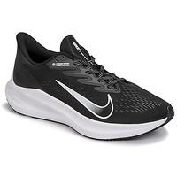 Cipők Férfi Futócipők Nike ZOOM WINFLO 7 Fekete