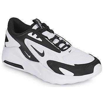 Cipők Férfi Rövid szárú edzőcipők Nike AIR MAX BOLT Fehér / Fekete