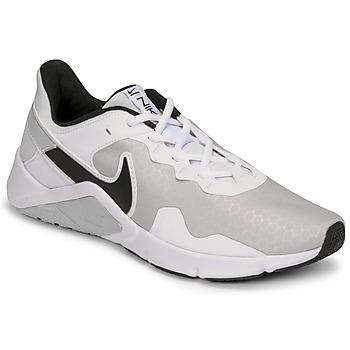 Cipők Férfi Multisport Nike LEGEND ESSENTIAL 2 Fehér / Fekete