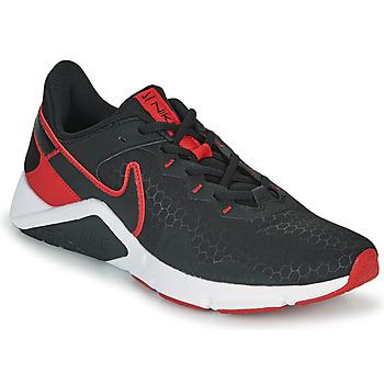Cipők Férfi Multisport Nike LEGEND ESSENTIAL 2 Fekete  / Piros