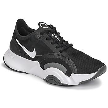 Cipők Női Multisport Nike SUPERREP GO Fekete  / Fehér