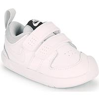 Cipők Gyerek Rövid szárú edzőcipők Nike PICO 5 TD Fehér