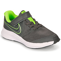 Cipők Fiú Multisport Nike STAR RUNNER 2 PS Szürke / Zöld