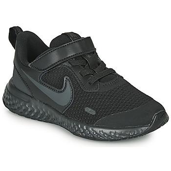 Cipők Gyerek Multisport Nike REVOLUTION 5 PS Fekete