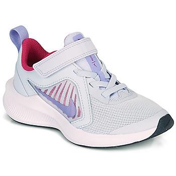 Cipők Lány Multisport Nike DOWNSHIFTER 10 PS Kék / Lila