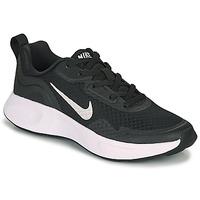 Cipők Gyerek Multisport Nike WEARALLDAY GS Fekete  / Fehér