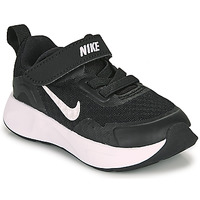 Cipők Gyerek Multisport Nike WEARALLDAY TD Fekete  / Fehér