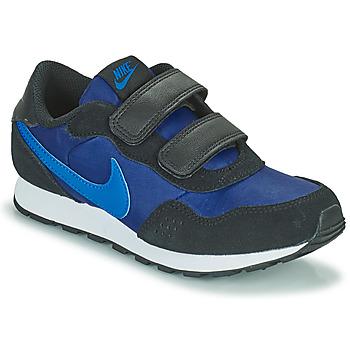 Cipők Fiú Rövid szárú edzőcipők Nike MD VALIANT PS Kék
