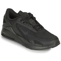 Cipők Gyerek Rövid szárú edzőcipők Nike AIR MAX BOLT PS Fekete