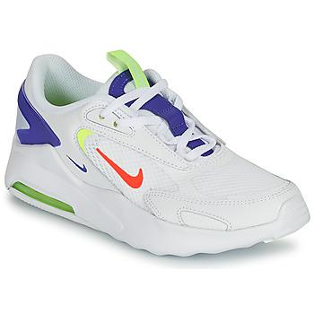 Cipők Gyerek Rövid szárú edzőcipők Nike AIR MAX BOLT GS Fehér / Kék