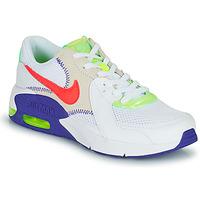 Cipők Gyerek Rövid szárú edzőcipők Nike AIR MAX EXCEE AMD GS Fehér / Kék / Piros