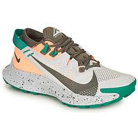 Cipők Női Futócipők Nike NIKE PEGASUS TRAIL 2 Kék / Zöld